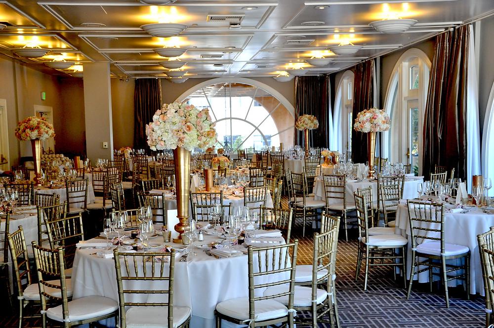 garden court hotel reception room