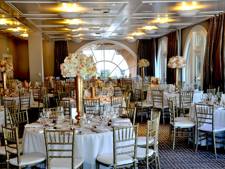 Garden Court Hotel, Palo Alto - Chinese Wedding