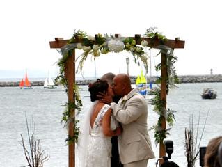 A wedding by the sea - Mavericks Event Center, Half Moon Bay