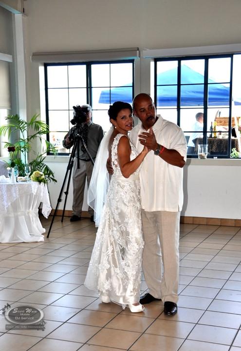 Mavericks Event Center, Bride and Groom First Dance