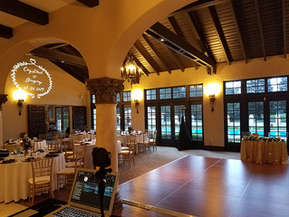 Sequoyah Country Club - Crysthel and Greg get married
