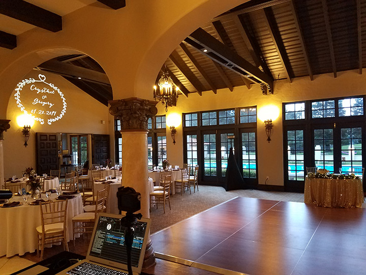Monogram Projection - Sequoyah Country Club - Oakland