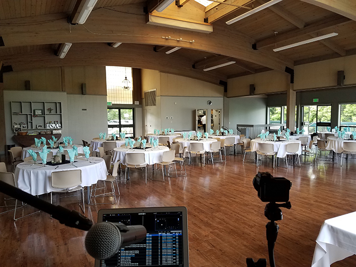 The Gardens At Heather Farms Wedding Kelly And Kevin Get Married Djs Bay Area Cly