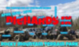 Diehards IX Weekend Event Cover