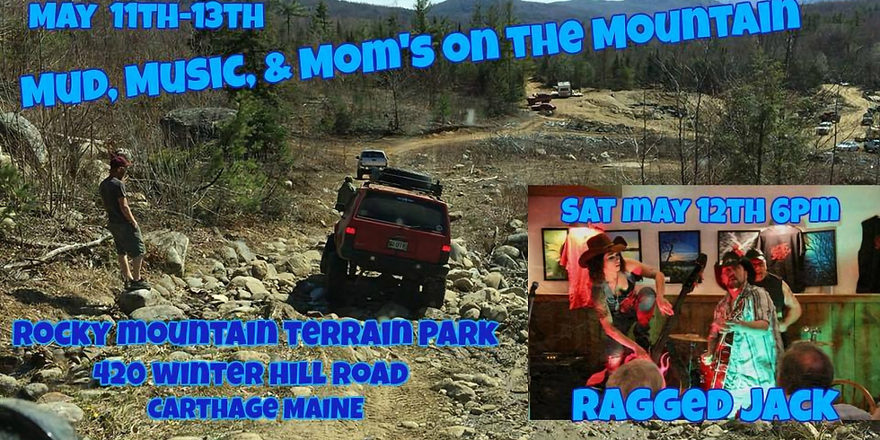 Wheelin' Ragged Jack Mother's Day Camping Weekend