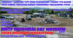 RMTP Memorial Day Weekend
