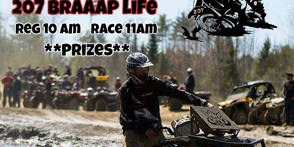 Spring ATV Bash 207 Braaap Life Racing