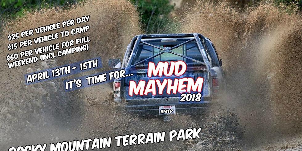Mud Mayhem 2018