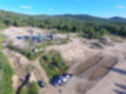 Ariel view of Playground at RMTP