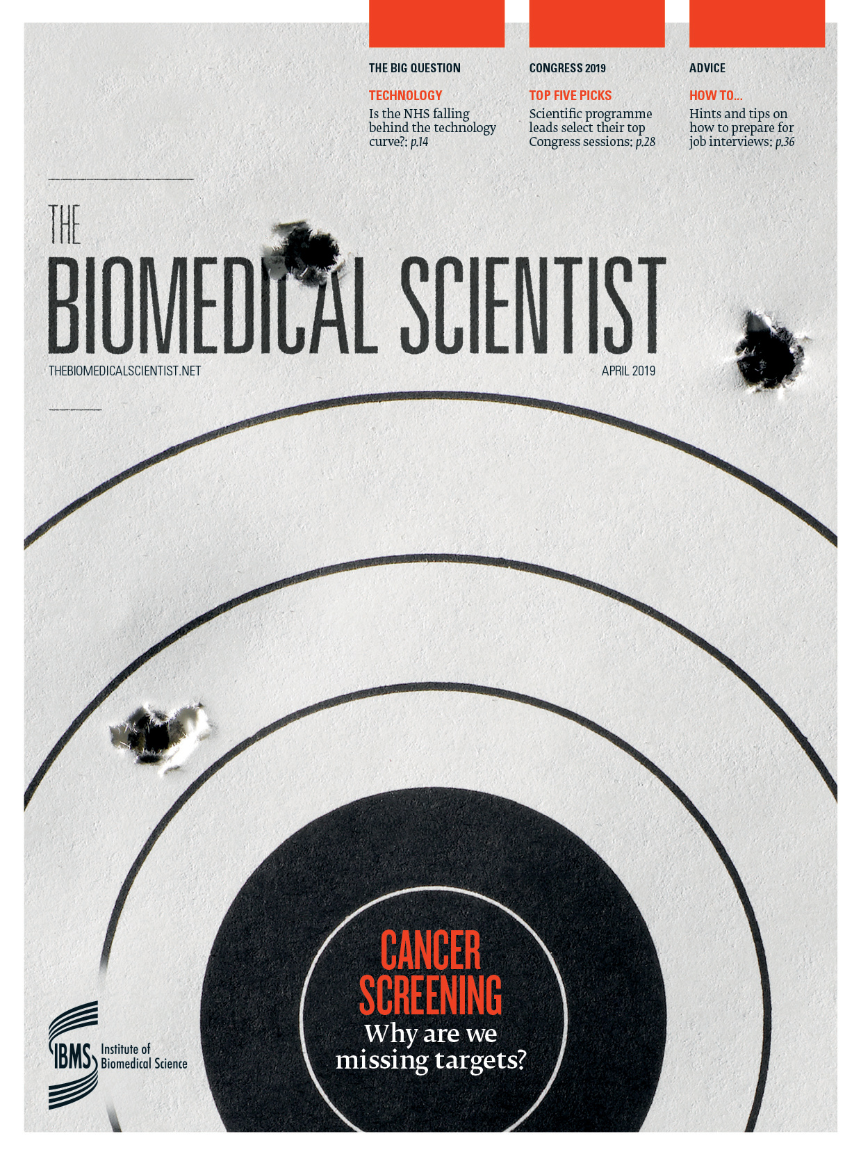 4.The Biomedical Scientist April 2019