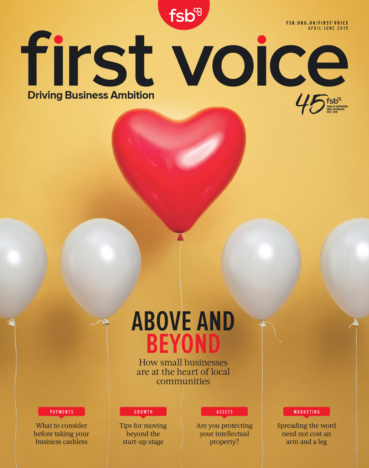 2. First Voice April-June 2018
