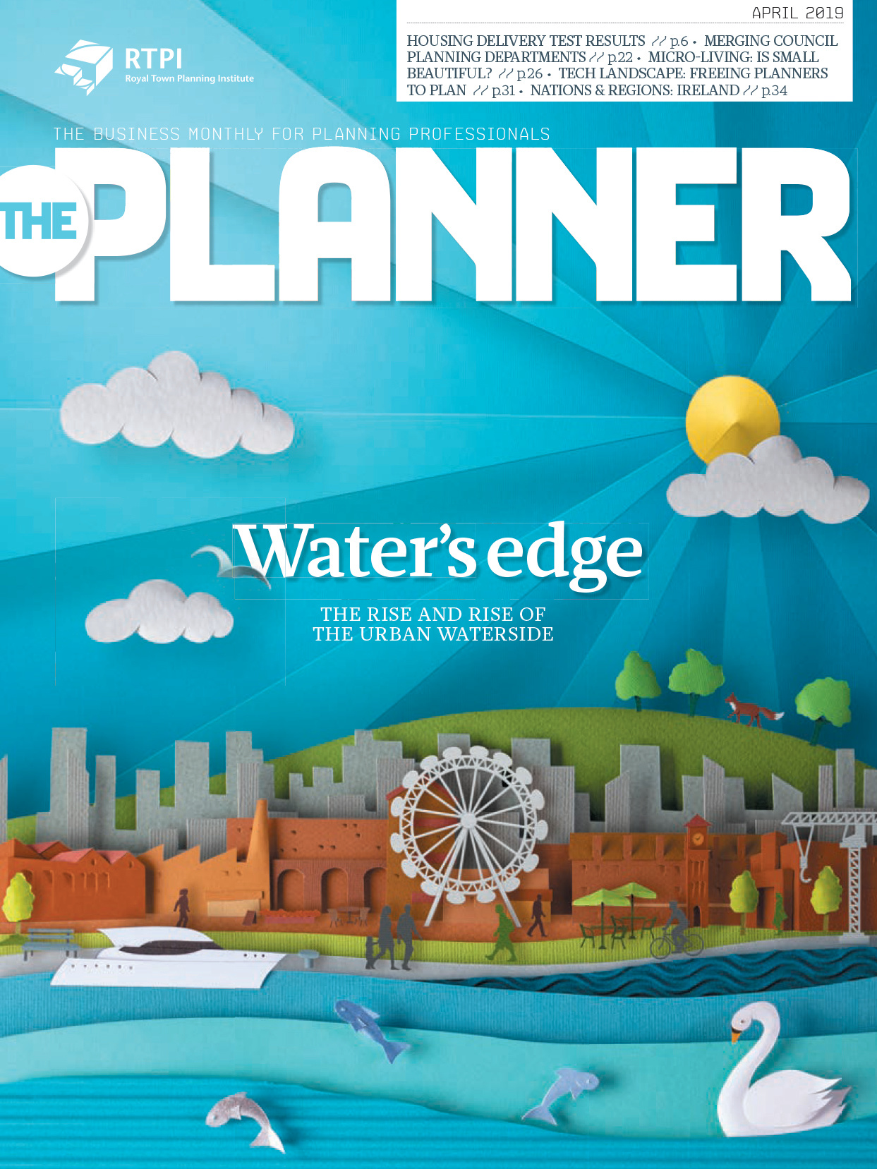 4. The Planner April 2019