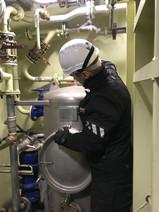 Шефмонтажные и пусконаладочные работы вакуумных сточных систем и хозяйственно-бытовых вод