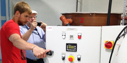 Вакуумная насосная установка HQE