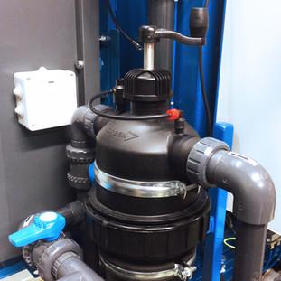 Установки обработки сточных вод