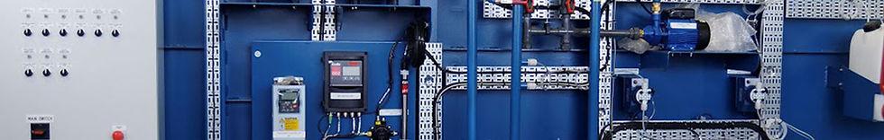 Очистные установки для вакуумной канализации