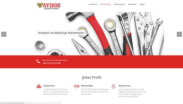 www.aydosinsaat.com.tr