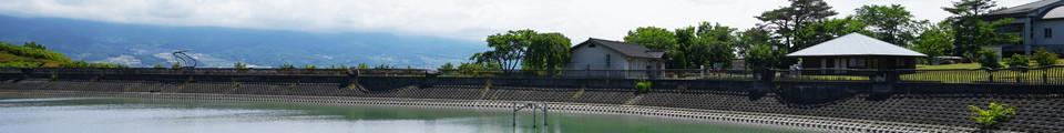 八重原高原の小屋