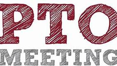 November 2021 PTO Meeting