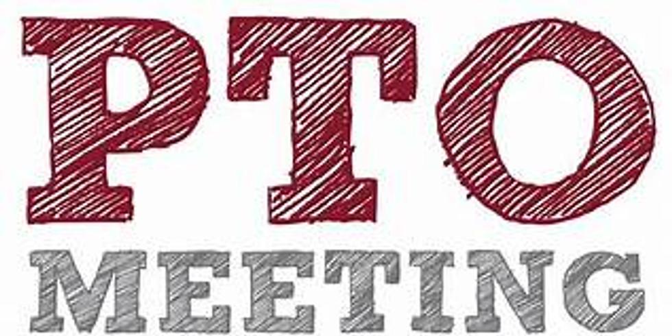 May 2021 PTO Meeting