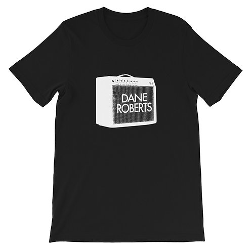Dane Roberts (#002) - Black Short-Sleeve Unisex T-Shirt