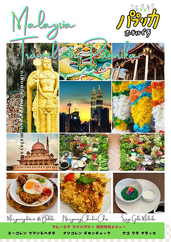 MALAYSIA travel  in  paprika