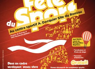 Fête du sport à Chaumont-Gistoux