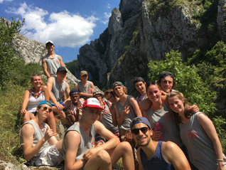 Photo du grand camp Pionniers 2017