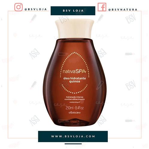 Óleo Hidratante Desodorante Corporal Nativa SPA Quinoa 250ml