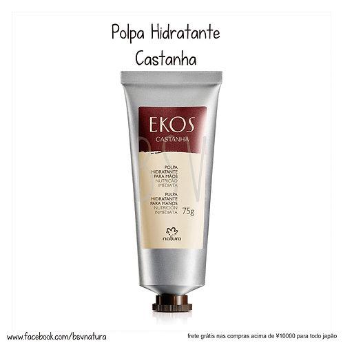 Polpa Hidratante para Mãos Castanha Ekos - 75g