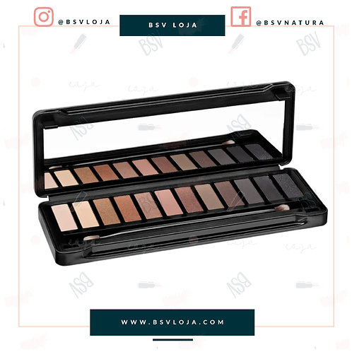 Palette Maquiagem Perfect 12 Neutrals Make B.