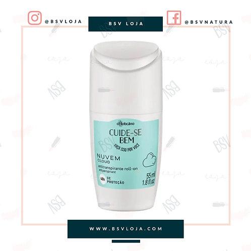 Desodorante Roll-On Cuide-se Bem Nuvem, 55ml