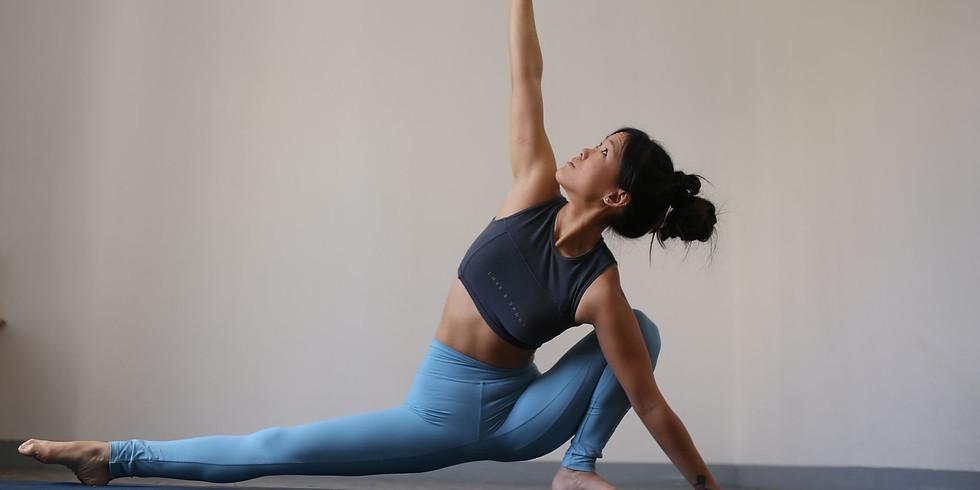 Clases de yoga online ZOOM
