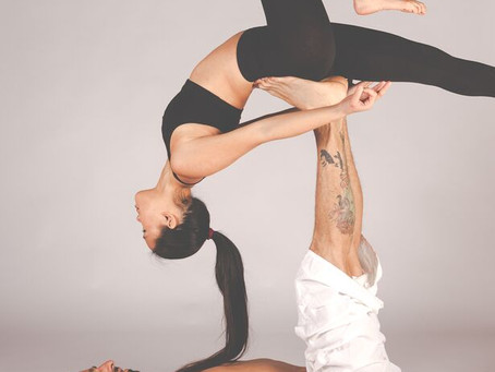 Clases Regulares Acroyoga By Acroloop PRIMAVERA abril mayo 2016