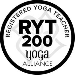 RYT 200-AROUND-BLACK