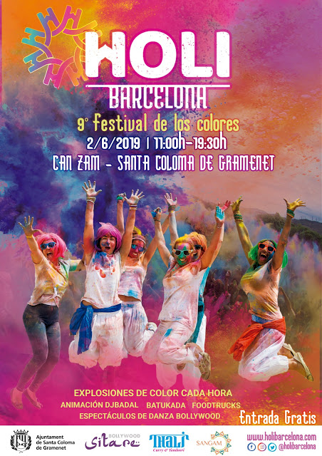 Holy Colours Festival BCN
