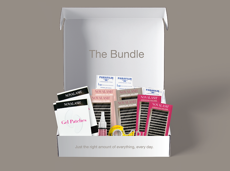 The Bundle Subscription Every 3, 4 or 6 weeks/ 25% savings