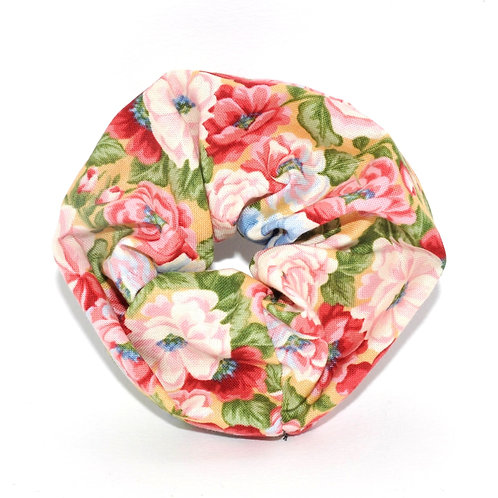 Spring Bloom Scrunchie
