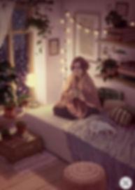 Snowy Nights by DjamilaKnopf on DeviantA