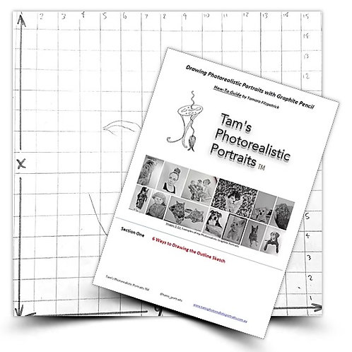 6 Ways to Drawing the Outline Sketch eBook