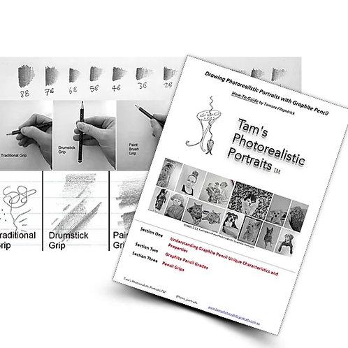 Understanding and Using Graphite Pencils eBook