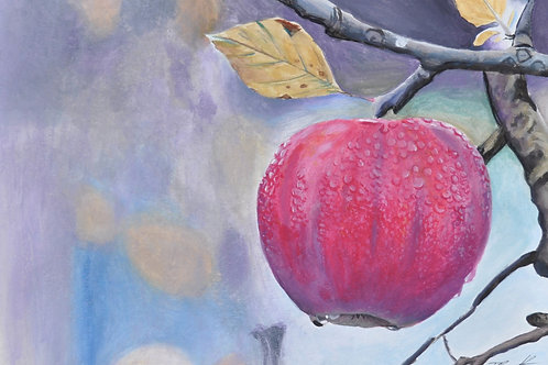 The Big Apple Original Painting or Print