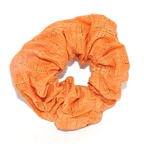 Orange Crush Scrunchie