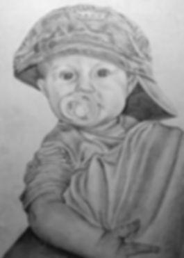 Baby Potrait