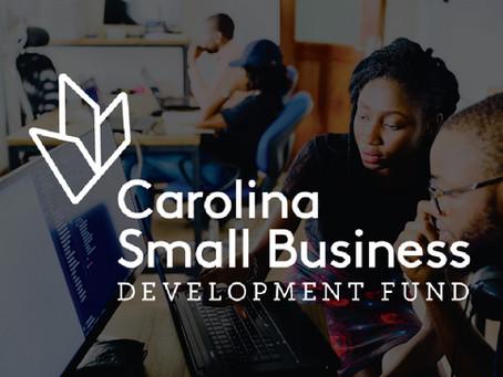 Client Feature: Carolina Small Business Development Fund