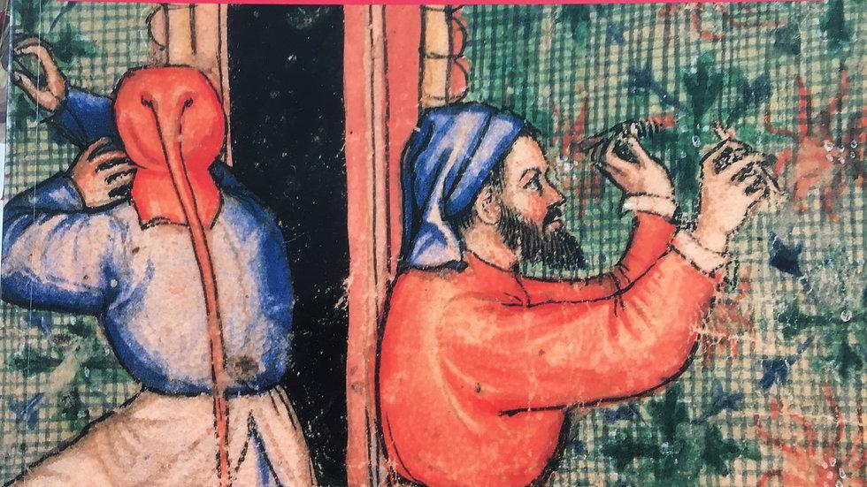 Medieval Craftsman Embroiderers