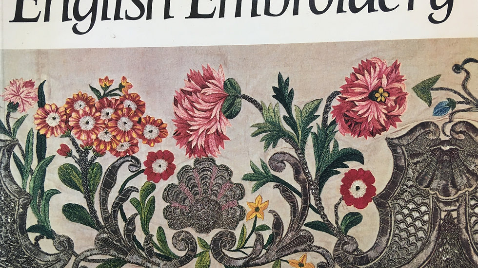 Guide to English Embroidery