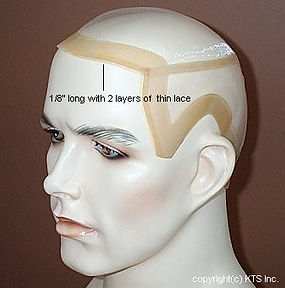 mens full wigs