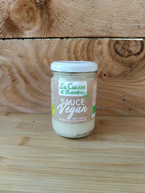 Mayonnaise végétale bio / 185gr