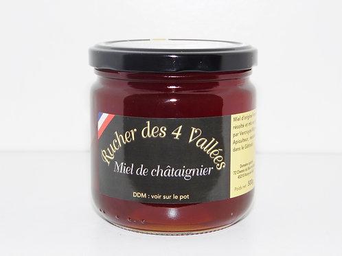 Miel de Châtaignier / 500gr - France